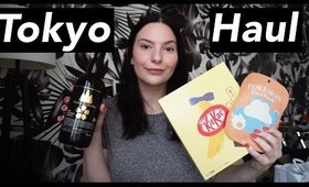 Tokyo Haul! What I Bought In Japan 2019 (Stationery, Beauty, Snacks) | Olivia Frescura