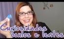 Curiosidades por uma Brasileira no Canada: Óculos e lentes