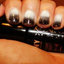 Ombré nails ♥