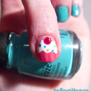 Cupcake Nails Again