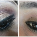 Classic Golden Eye Makeup