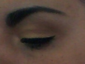 Makeup of the day!