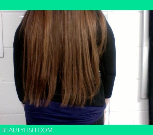 Tailbone Length Natural Hair