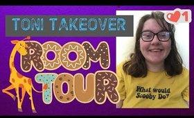 TONI TAKEOVER - Tonis Bedroom Tour
