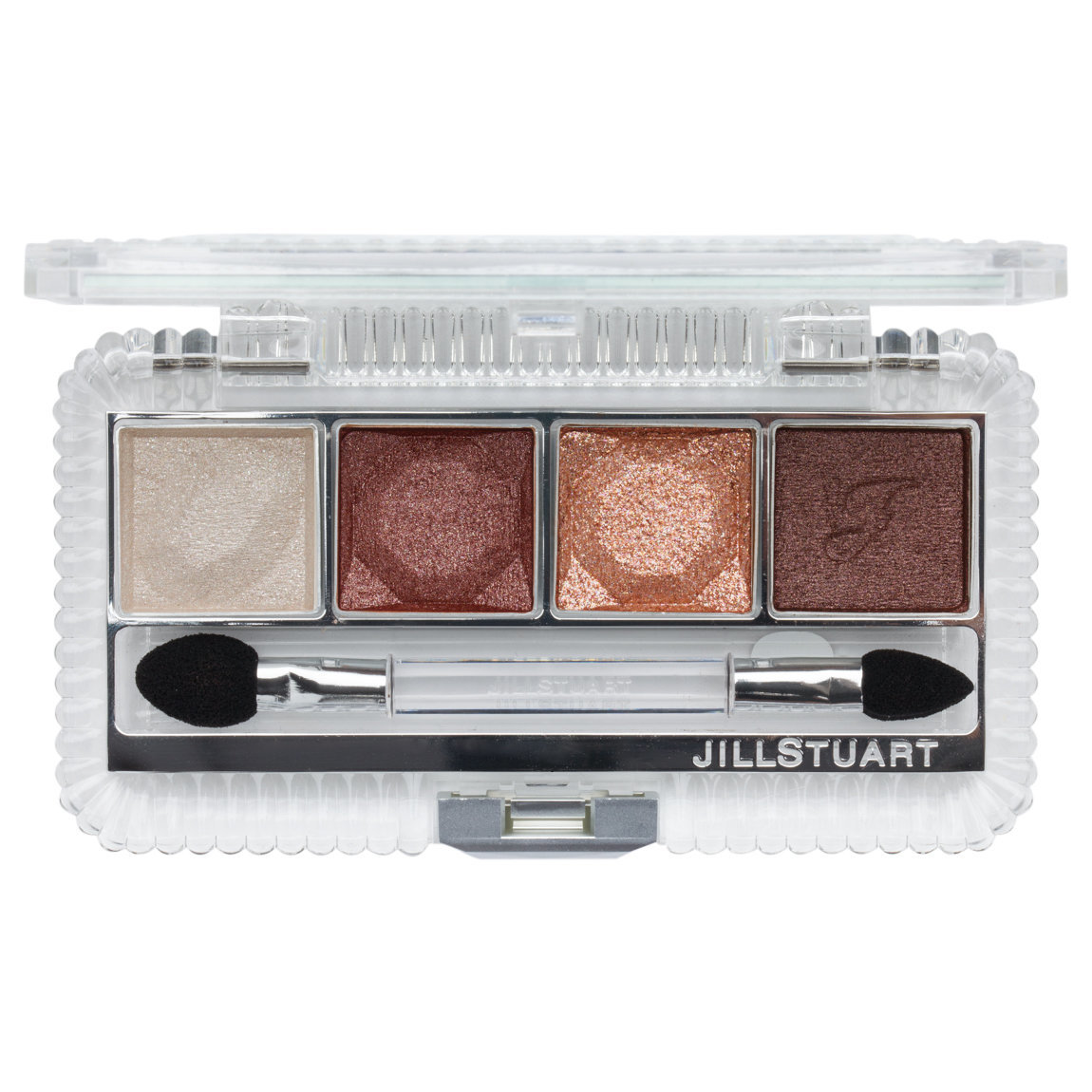JILL STUART Beauty Eternal Couture Eyes Shimmer 01 product swatch.