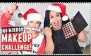 NO MIRROR Makeup Challenge! With PatrickStarr