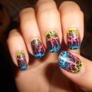 Crackle Rainbow