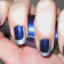 Simple Graphic Nails 1! ♥♥