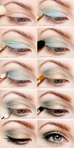 When it comes to eye makeup, all of us love sporting different forms of eye makeup. Experimenting with eye makeup has become a new trend among the youth. Not just for parties but even for a day out we can pick up some out of the ordinary eye makeup. It's not even that difficult if you have some nice palettes of eye shadows to play with. Read More: http://www.stylecraze.com/articles/eye-make-up-tutorials/