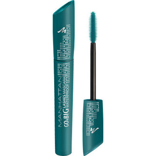 MANHATTAN GO4BIG Lashes Mascara Waterproof
