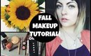 FALL MAKEUP TUTORIAL | Magnolia Rose