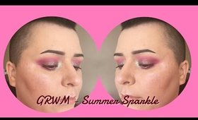 GRWM - Summer Sparkle