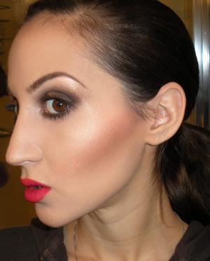 my favorite lipstick....impassioned