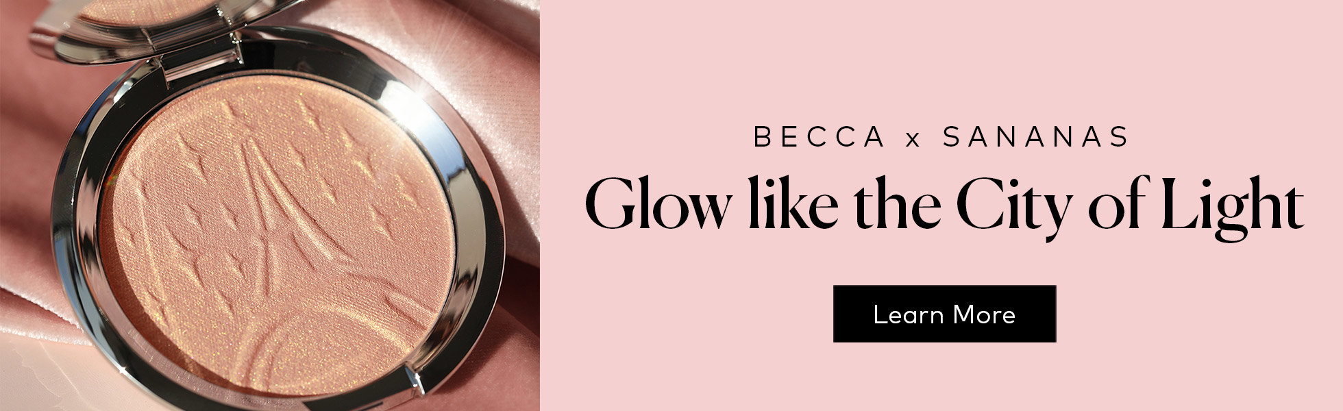 Learn more about #BECCABeauty Sananas and her collaboration with BECCA