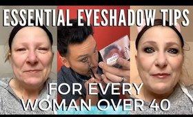 Smokey Eye Tutorial For Mature Hooded Eyes | mathias4makeup