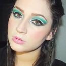 Elf inspiration makeup!