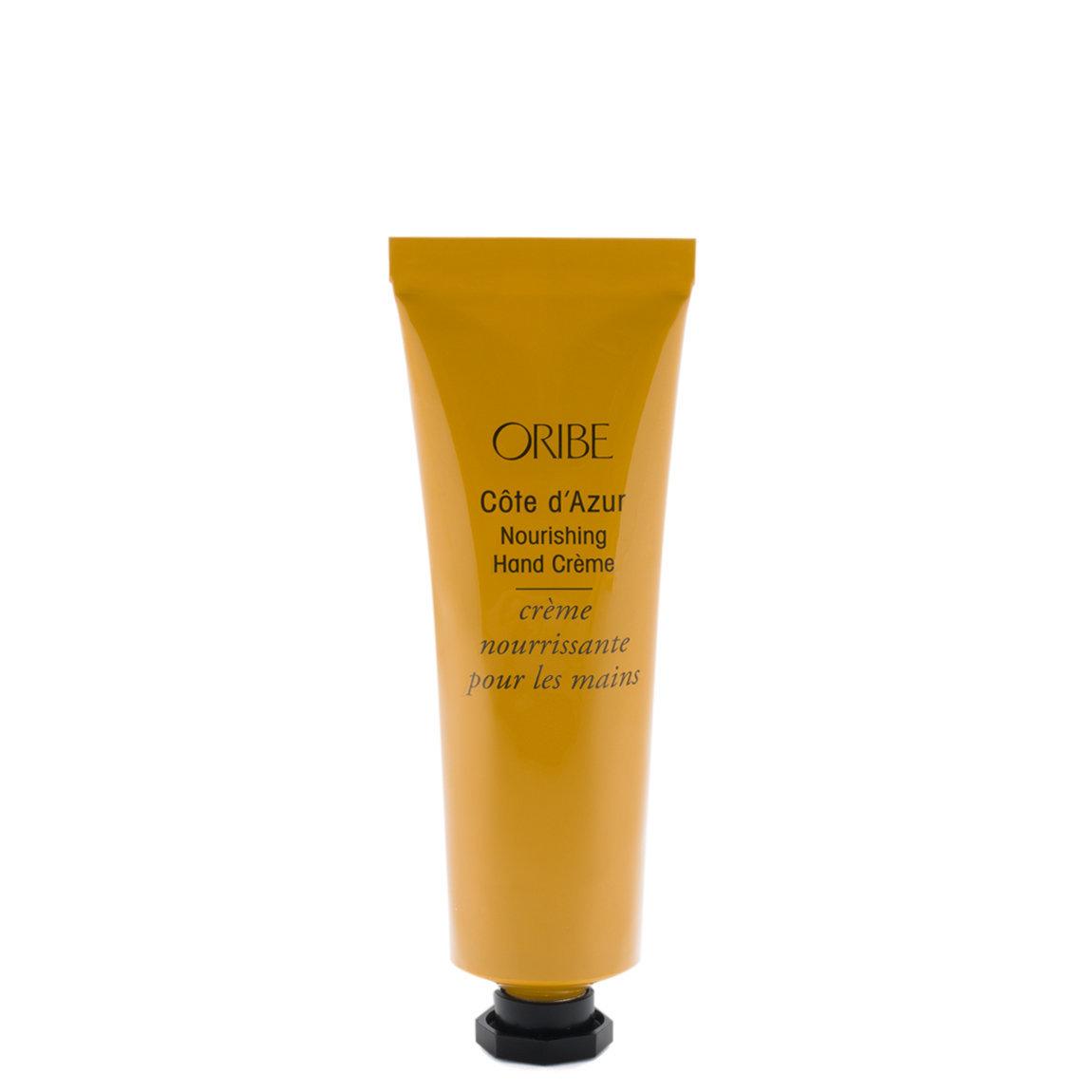Oribe Cote d'Azur Nourishing Hand Creme 1 oz product swatch.