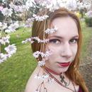 cranberry Beauty Fashion Shoot