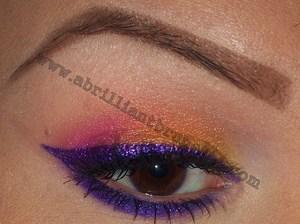 Glamour Doll Eyes eyeshadows