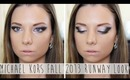 Michael Kors Fall 2013 Runway Makeup by Dick Page Inspired | Drugstore