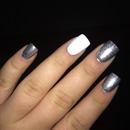 White&&Silver