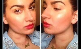 Tutorial || Mommy Makeup Guide || NYX Face Awards Entry 2014
