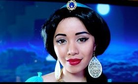 Princess Jasmine Look