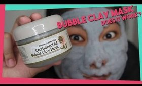 Elizavecca Milky Piggy Carbonated Bubble Clay Mask | First Impression