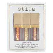 Stila Iridescent Glitter & Glow Liquid Eye Shadow Set