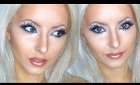 Porn Star Makeup Tutorial