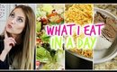 What I Eat in a Day #12 (Healthy Snack + Meal Ideas) | vlogwithkendra