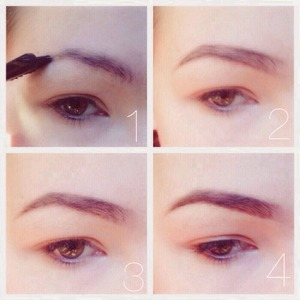 Brow pictorial! All details and products posted on my Instagram- makeupbychelsie