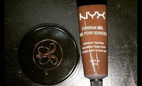 Battle of the Brows: Dipbrow vs. NYX Brow Gel