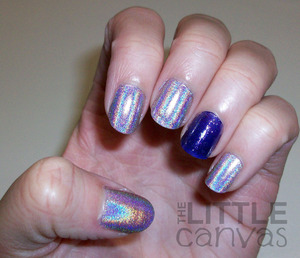 jelly sammich accent nail