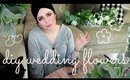 How to Make a DIY Wedding Bouquet on a Budget