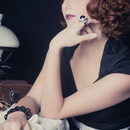 Vogue Inspired Shoot for a Hair Salon Campaign