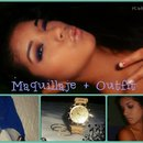 maquillaje y outfit noche/Ichi love
