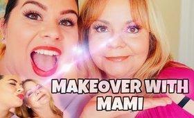 MAKEOVER W/MAMI