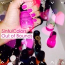 SinfulColors-Out of Bounds