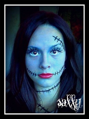 Sally from nightmare b4 xmas