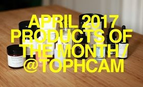 April 2017 Products of the Month | TophCam