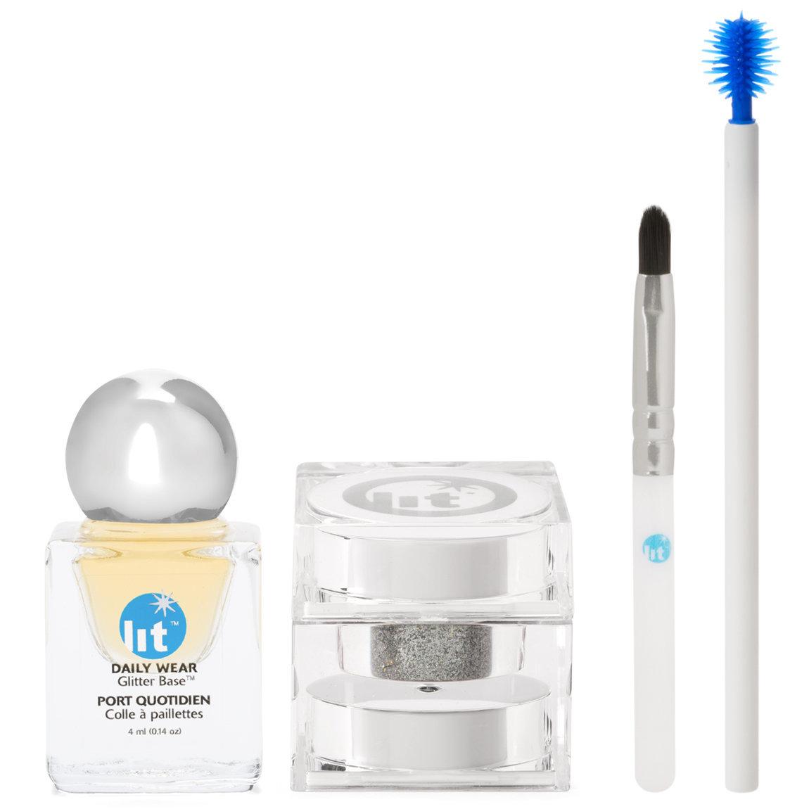 Lit Cosmetics Lit Kit: Lit Metal Kits Smolder (Silver) alternative view 1.