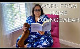 WORKING FROM HOME FITS FT. FASHION NOVA CURVE!