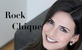 Maquiagem Rock Chic
