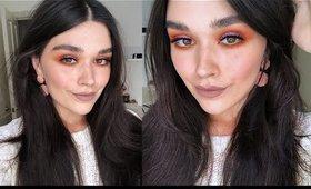 When you combine warm tones with cool tones. 2 Minute Makeup tutorial