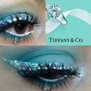 Tiffany & Co inspired eyes