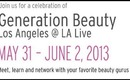Generation Beauty Ticket Giveaway!