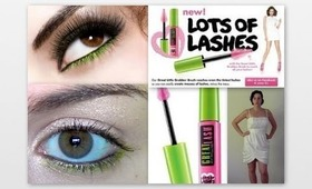 Maybelline Lots of Lashes Look