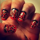 Hunger Games Fire Nails
