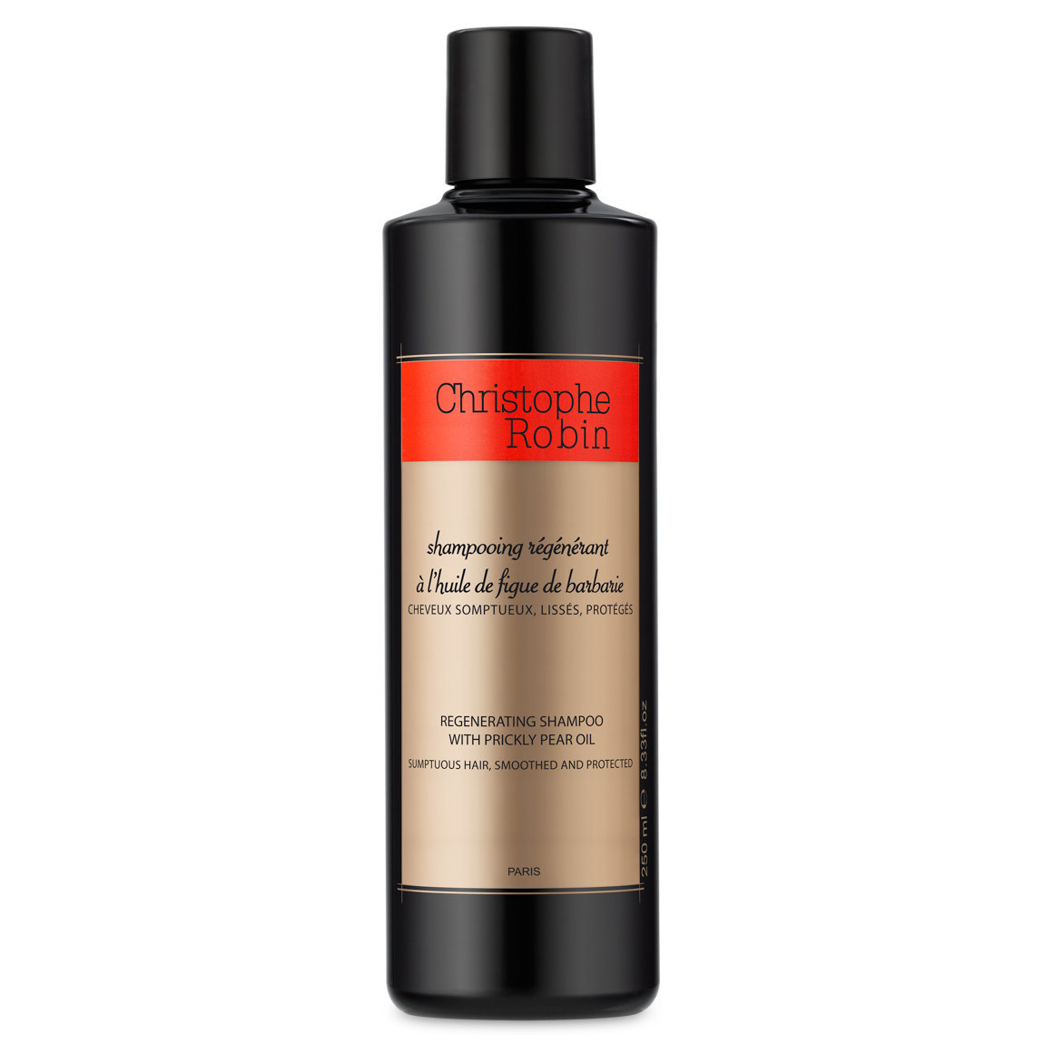 Christophe Robin Regenerating Shampoo with Prickly Pear Oil 250 ml alternative view 1 - product swatch.